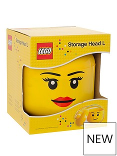 LEGO Storage Head – Girl Character