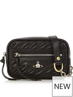vivienne-westwood-coventry-quilted-bolt-bum-bag-black