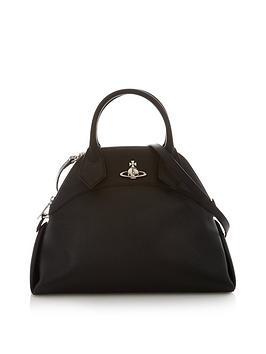 vivienne-westwood-windsor-medium-bowling-handbag-black