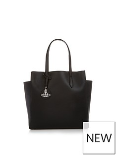 vivienne-westwood-rachel-large-shopper-bag-black