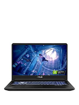 Asus Fx705Dt-Au042T Amd Ryzen 5, 8Gb Ram, 512Gb Ssd, Nvidia Gtx 1650 4Gb Graphics, 17.3 Inch Thin Bezel Pc Gaming Laptop - Black