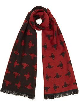 vivienne-westwood-all-over-orb-scarf-bordeaux