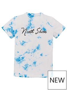 v-by-very-boys-north-shore-tie-dye-t-shirt-blue