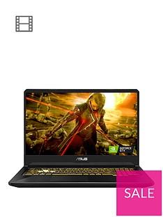 asus-fx705du-au035t-amd-ryzen-7-16gb-ram-ddr4-1tb-hard-drive-amp-256gb-ssd-nvidianbspgtx-1660ti-6gb-graphics-173-inch-thin-bezel-pc-gaming-laptop-black