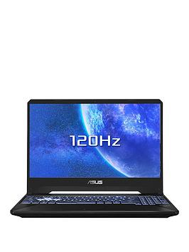 Asus Fx505Du-Al062T Amd Ryzen 7, 8Gb Ram, 1Tb Hard Drive &Amp; 128Gb Ssd, 6Gb Gtx 1660Ti Graphics, 15.6 Inch Thin Bezel Pc Gaming Laptop - Black