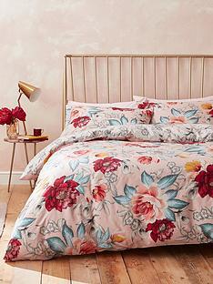 accessorize-isla-floral-100-cotton-duvet-cover-set
