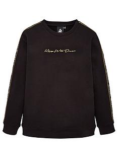 kings-will-dream-boys-gloxberry-crew-sweat-black
