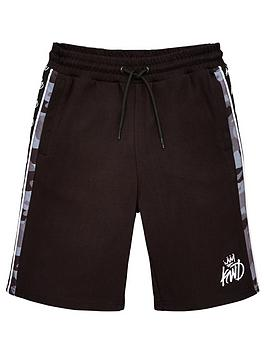 kings-will-dream-boys-telford-jog-shorts-black