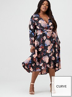 v-by-very-curve-satin-wrap-midi-dress-animal-print