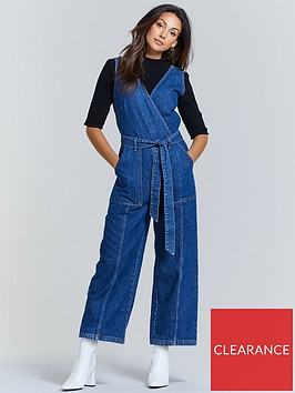 michelle-keegan-sleeveless-denim-jumpsuit-mid-wash