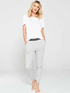 calvin-klein-lounge-joggers-grey-heather