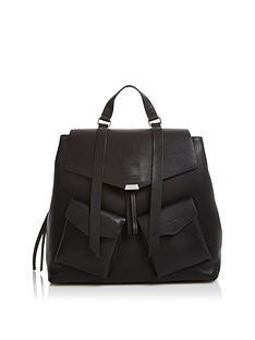 allsaints-captain-leather-backpack-black