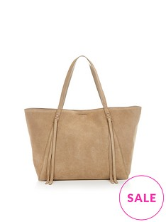 allsaints-ziggy-suede-tote-bag-gold