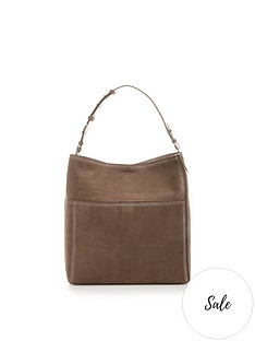 allsaints-ziggy-suede-shoulder-bag-coffee