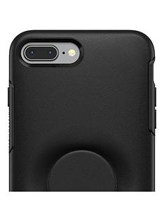 otterbox-otterbox-otterpop-for-apple-iphone-7-plus8-plus-slim-and-stylish-protection-popsockets-convenience-black-77-61649