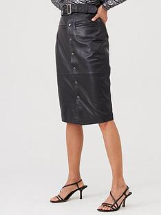 v-by-very-leather-utility-midi-skirt-black