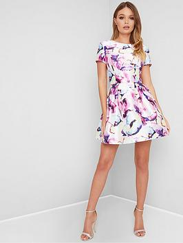 chi-chi-london-priyah-floral-skater-dress-multi