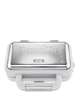 Breville VST070 Deep Fill Sandwich Toaster, Stainless Steel