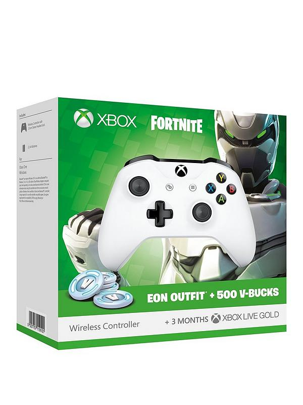 Xbox Limited Edition Fortnite Bundle Controller