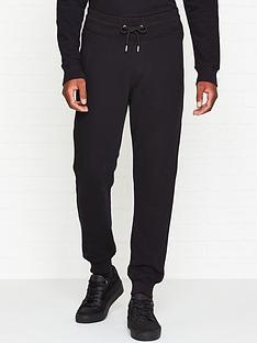 belstaff-embroidered-logo-joggers-black
