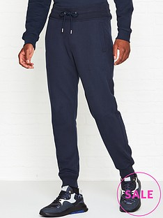 belstaff-embroidered-logo-joggers-navy