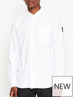 belstaff-pitch-oxford-shirt-white