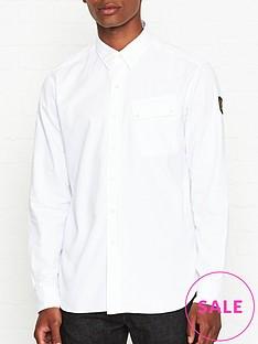 belstaff-pitch-oxford-shirt-white