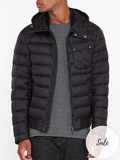 belstaff-streamline-hooded-down-jacket-black