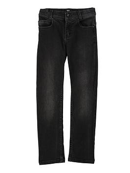 boss-boys-slim-fit-jeans-black