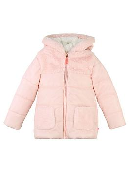 billieblush-girls-faux-fur-padded-coat-pink