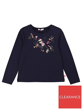 billieblush-girls-long-sleeve-printed-sequin-t-shirt-navy