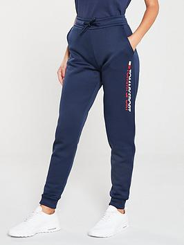 tommy-hilfiger-fleece-big-logo-joggers-navy