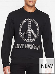 love-moschino-studded-peace-sign-sweatshirt-black