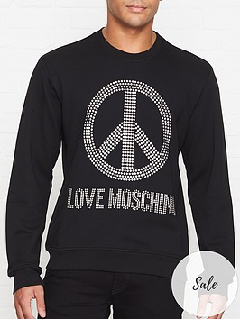 love-moschino-studded-peace-sign-sweatshirt-black