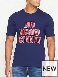 love-moschino-est-moschino-print-t-shirt-navy