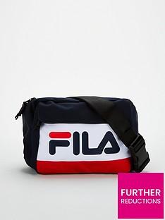 fila-lindon-waist-bag-navy