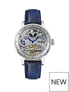 ingersoll-ingersoll-jazz-silver-and-blue-detail-moonphase-skeleton-automatic-dial-blue-leather-strap-mens-watch