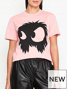 mcq-alexander-mcqueen-monster-print-short-sleeve-t-shirt-pink