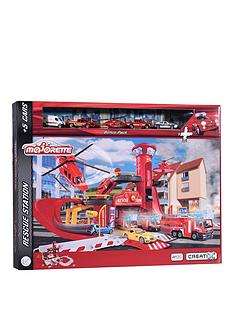 majorette-creatix-rescue-station-and-5-vehicles