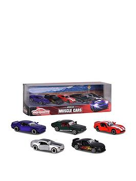 majorette-muscle-cars-5-pack