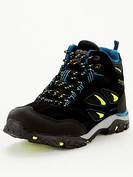 regatta-childrens-holcombe-iep-mid-walking-boots-blackbluelime
