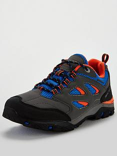 regatta-childrens-holcombe-iep-low-walking-boots-greyorange