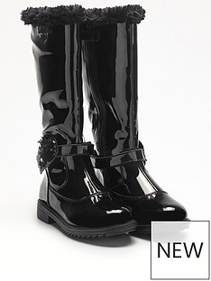 lelli-kelly-greta-fur-knee-high-boots-black-patent