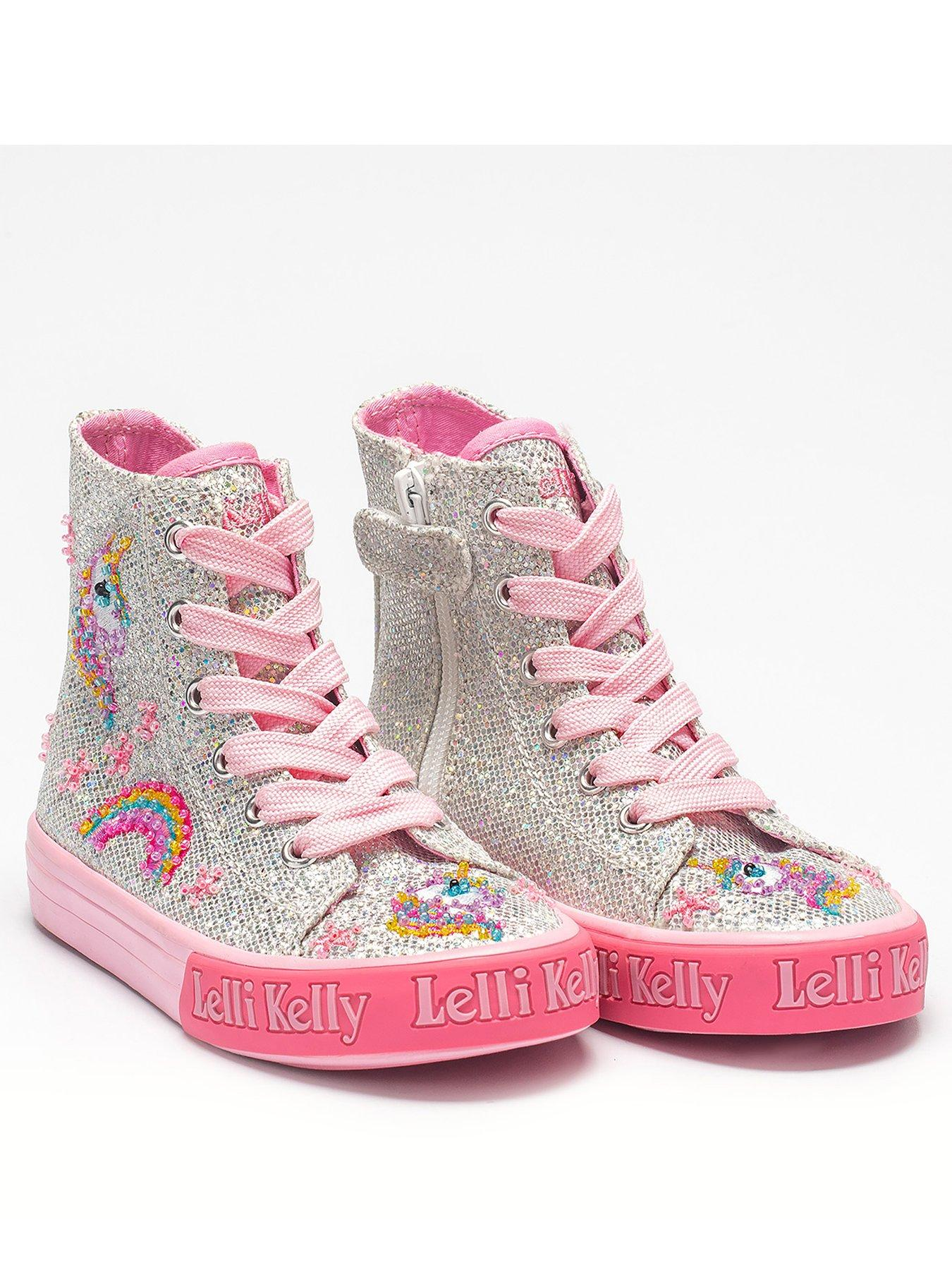 adidas Top Ten Hi I Kids Schuhe 25 whiter.pinkm.silver