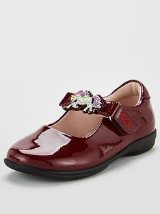 lelli-kelly-blossom-unicorn-dolly-shoes-burgundy