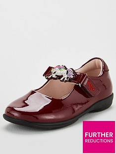 lelli-kelly-blossom-unicorn-dolly-shoes-burgundy