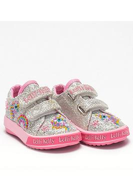 lelli-kelly-baby-girls-abigail-unicorn-strap-shoes-silver-glitter