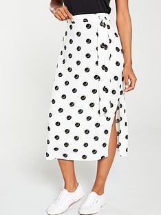 v-by-very-tie-side-midi-skirt-spot