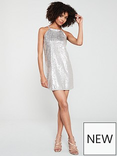 b1efa024 Sequin Dresses | Branded Sequin Dresses | Very.co.uk