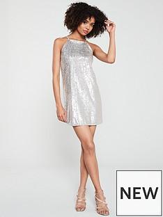b776cebe Sequin Dresses | Branded Sequin Dresses | Very.co.uk